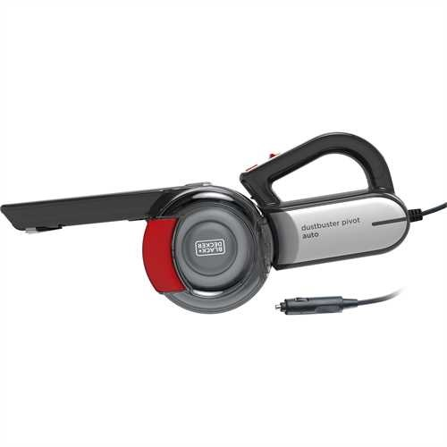 BLACK+DECKER - Dustbuster Aspirateur  Main Pivot - PV1200AV