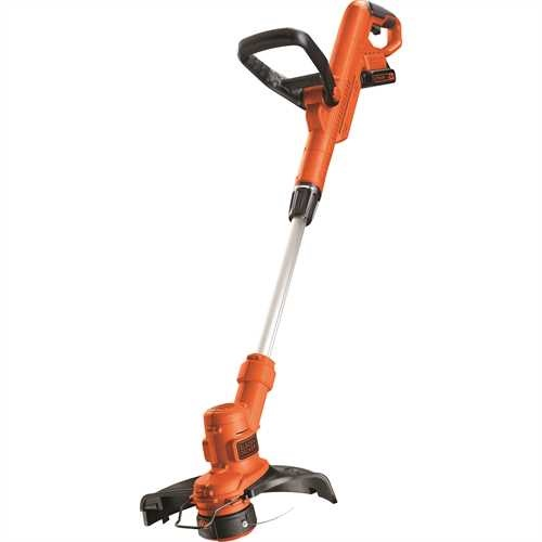BLACK+DECKER - Coupebordures 28CM LITHIUM 18V 15Ah - STC1815