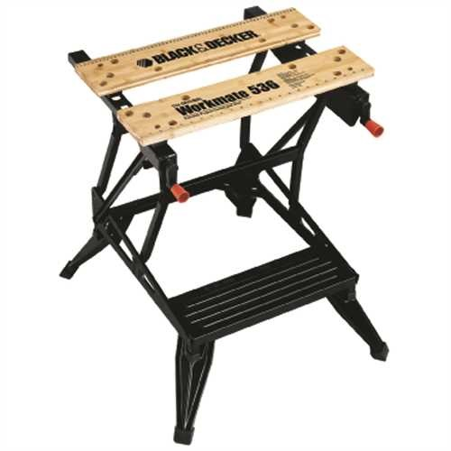 BLACK+DECKER - Etablitau Workmate - WM536